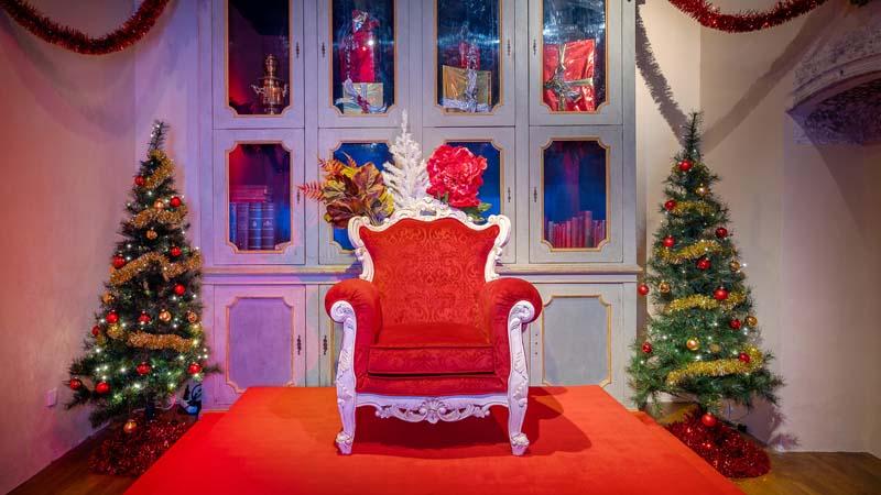 Noël au pays des châteaux - Loches