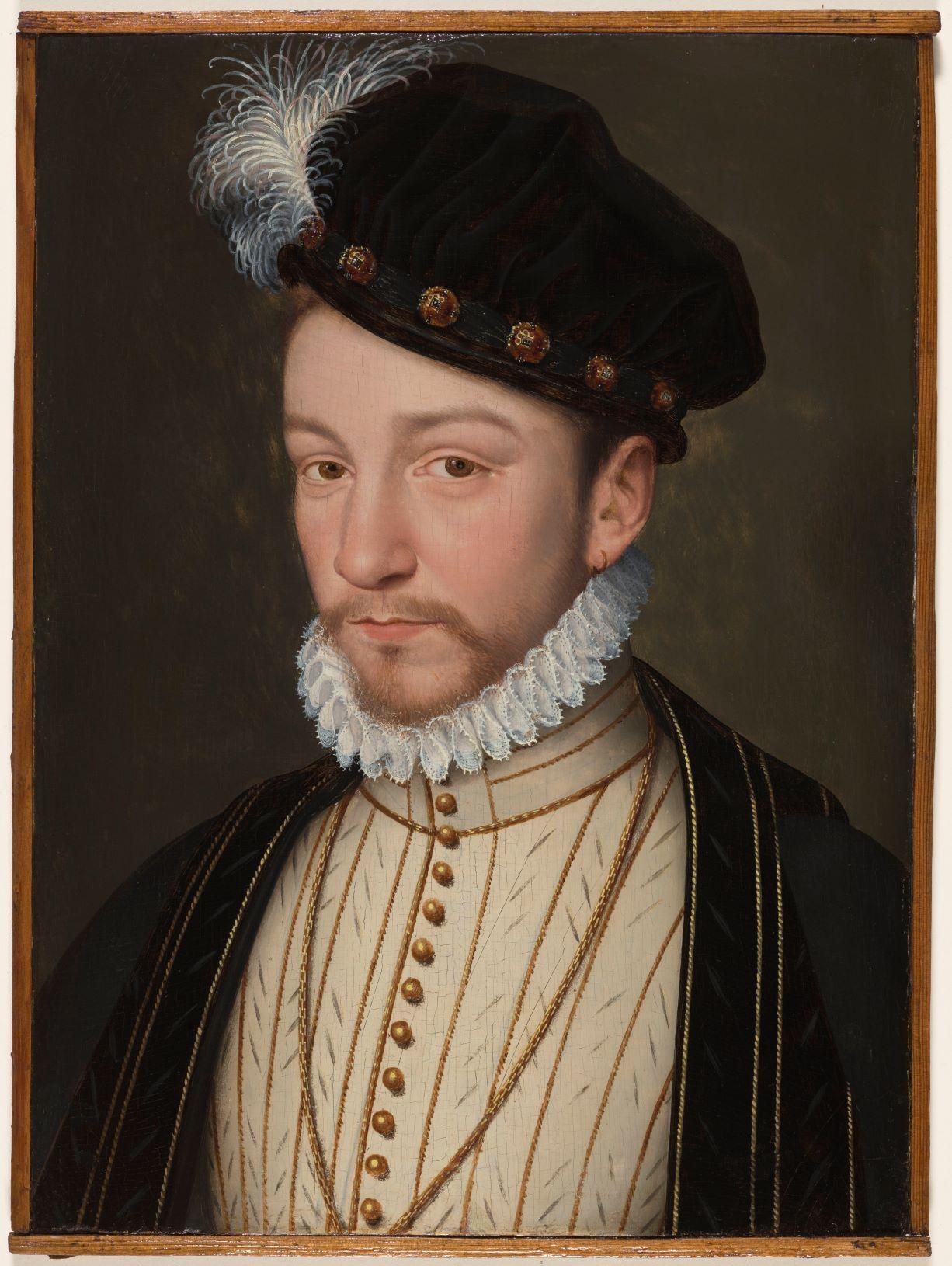 Charles IX / Crédit : Domaine de Chantilly - Michel Urtado