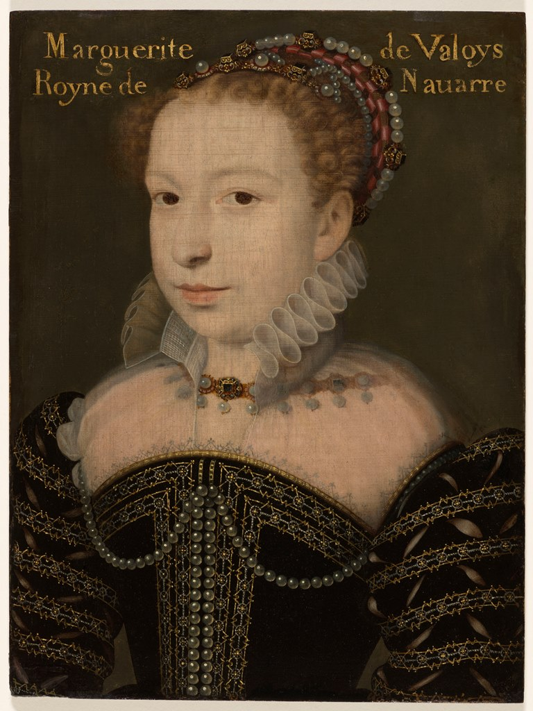 Marguerite de Valois / Crédit : Domaine de Chantilly - Michel Urtado