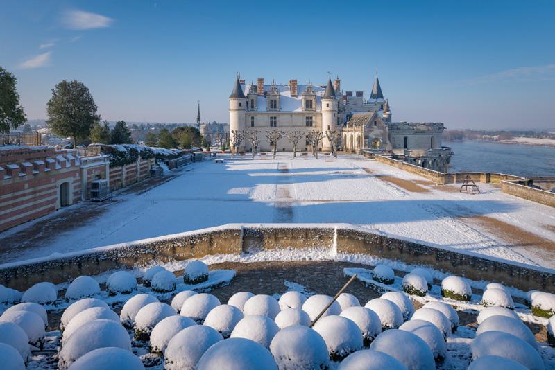 Château royal d'Amboise - Joël Klinger Photography