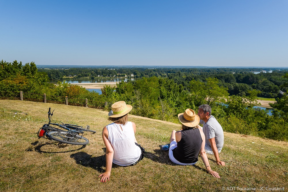 Des vacances au vert, le long de La Loire à Vélo