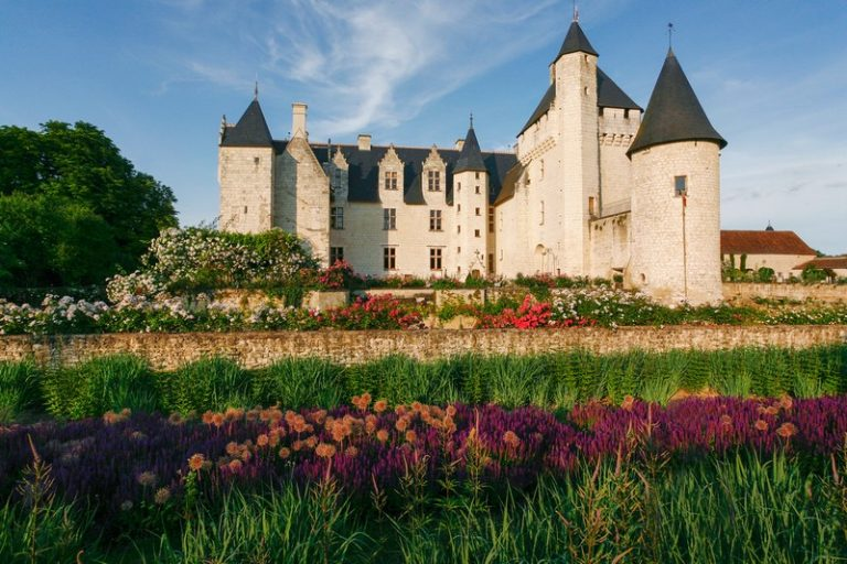 Hôtel du Château du Rivau-9