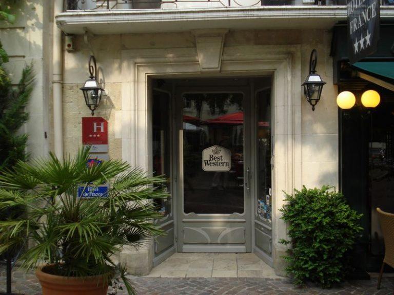 Best Western Hôtel de France-1