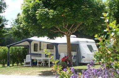 Camping Les Rioms