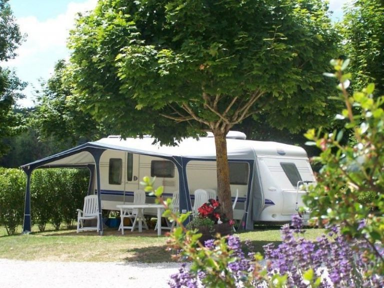 Camping Les Rioms-1
