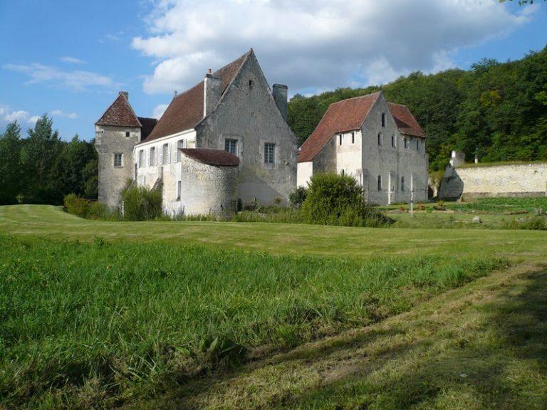 Château-monastère de la Corroirie-6