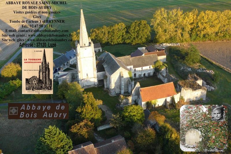 Abbaye Royale Saint-Michel de Bois-Aubry-1