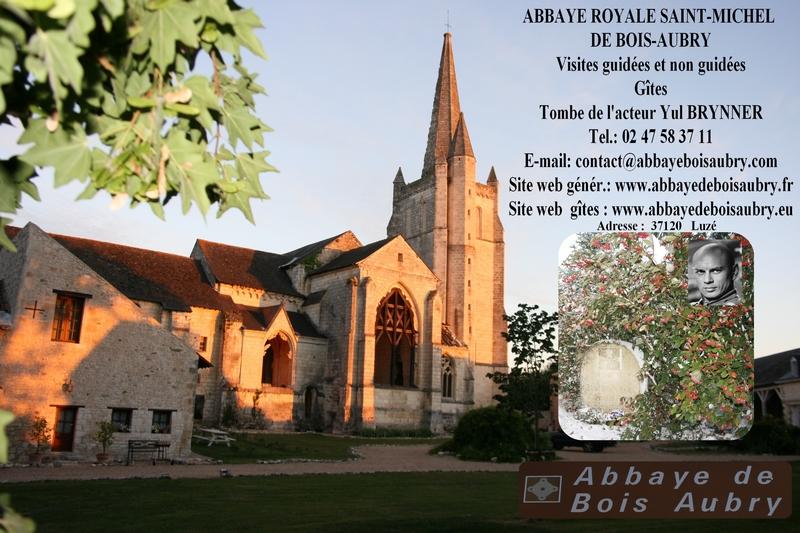 Abbaye Royale Saint-Michel de Bois-Aubry-4
