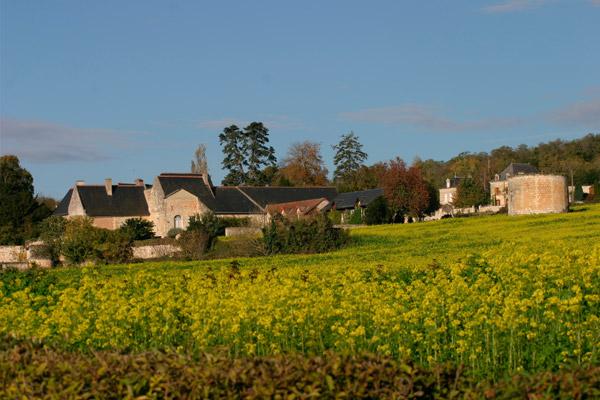 Maison de Pays et visite des extérieurs de l'Abbaye de Seuilly-1