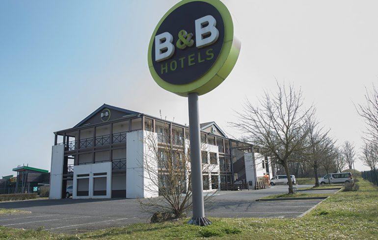 Hôtel B&B Tours sud-7