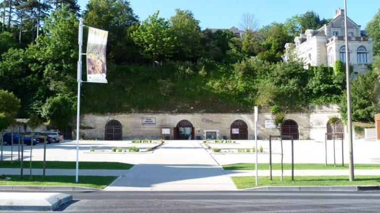 Office de tourisme Montlouis-Vouvray : Touraine Val de Loire – Bureau de Montlouis-2
