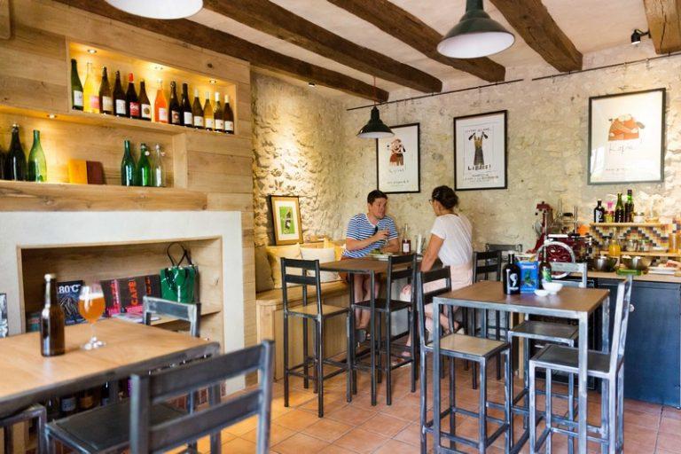 Le bar à vins de Lise & Bertrand-1