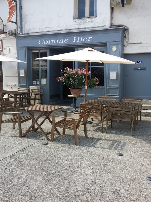 "Restaurant ""Bistrot comme hier""-1"