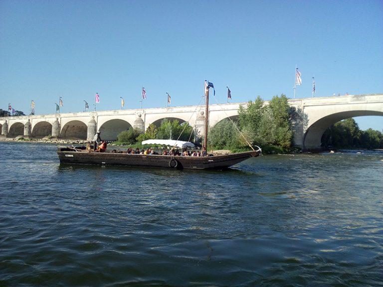 Balade en bateau sur la Loire – Boutavant-5