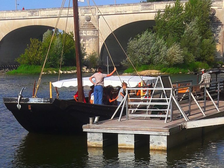 Balade en bateau sur la Loire – Boutavant-6