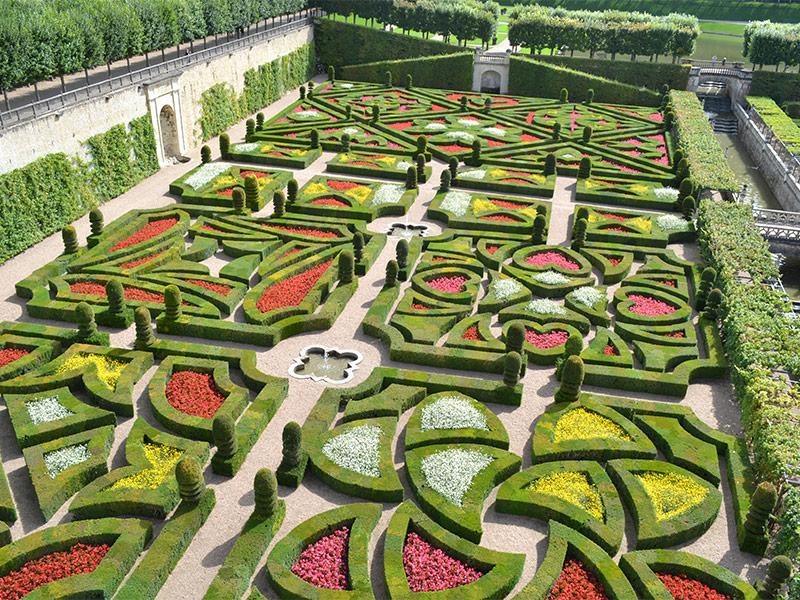 Château et Jardins de Villandry-2