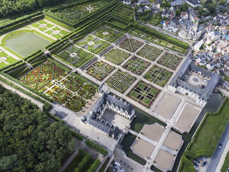 Château et Jardins de Villandry-1