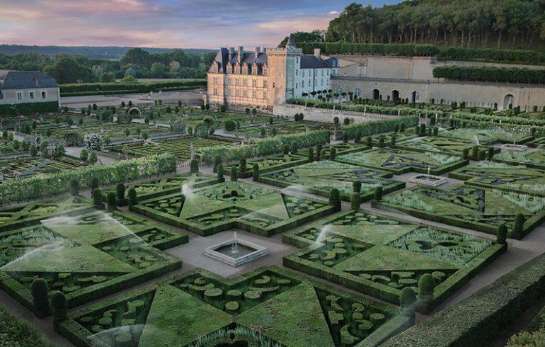 Château et Jardins de Villandry-3