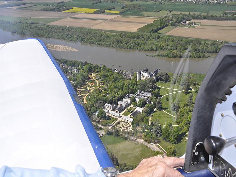 Les Ailes Tourangelles – Survol en avion et ULM-5