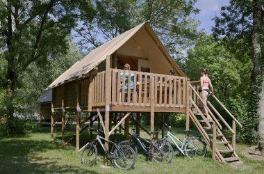 Camping Onlycamp Le Sabot – Azay-le-Rideau