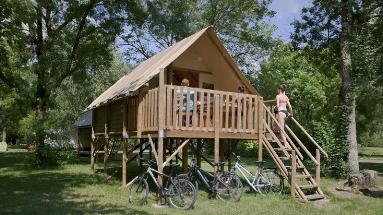 Camping Onlycamp Le Sabot-1