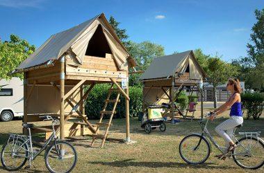 Camping Onlycamp Tours Val de Loire – Saint-Avertin