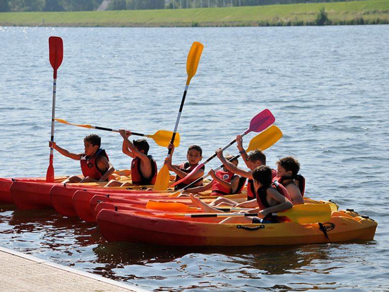 Canoe-kayak club de tours-2