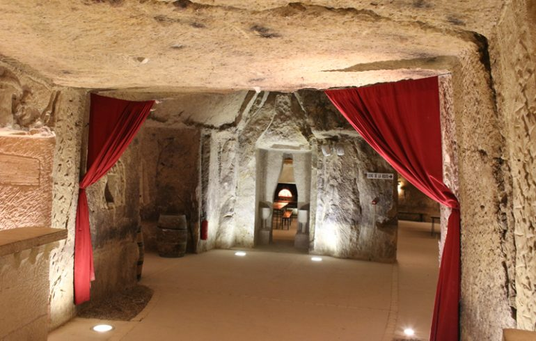 Cave touristique de Panzoult-1