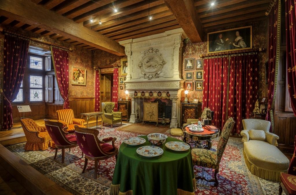 Château d\'Azay le Rideau, Horaires, Tarifs et Réservation