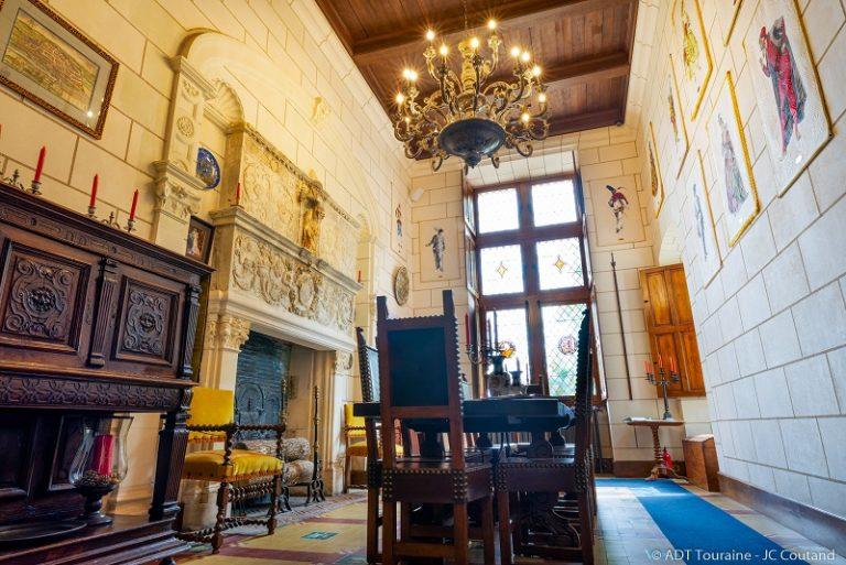 Domaine Royal de CHATEAU GAILLARD-18
