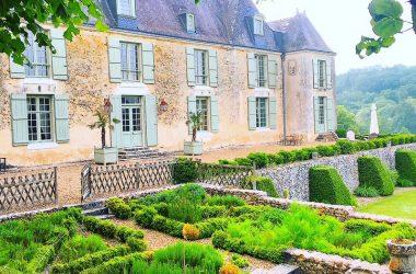 Chateau d'Hodebert – Saint-Paterne-Racan