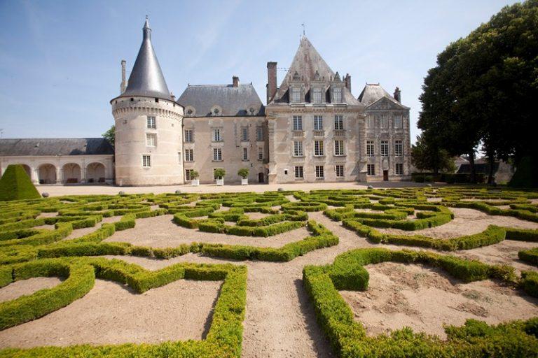 Château, parc et jardins d'Azay-le-Ferron-1