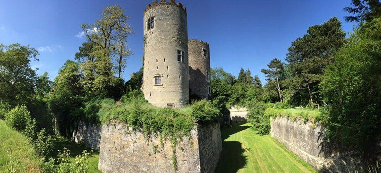Château de Cinq-Mars et Parc-11