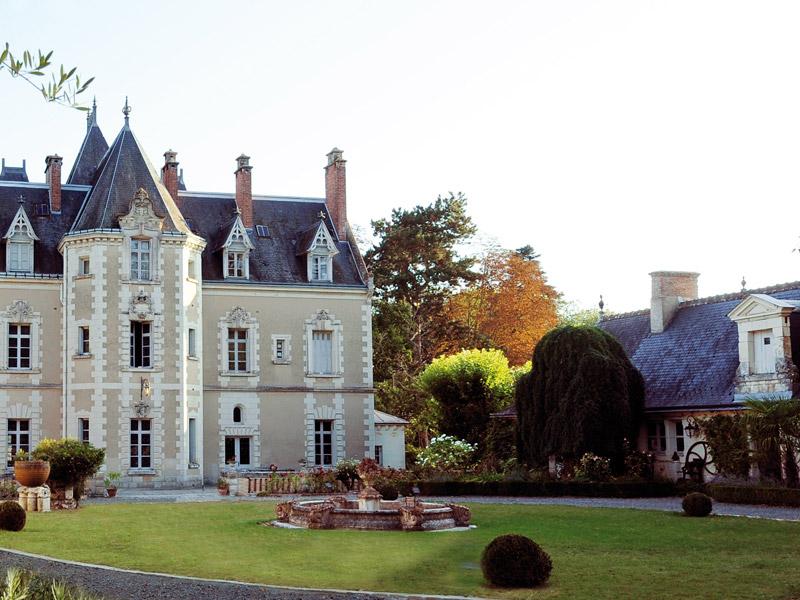 Le ch teau de fontenay blere non class for Prix chambre chateau vallery