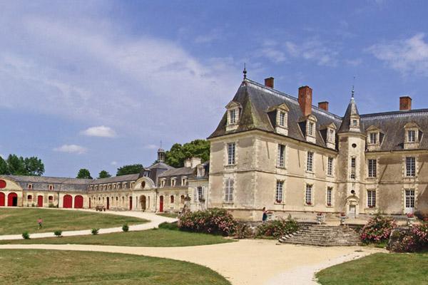 Château de Gizeux-4