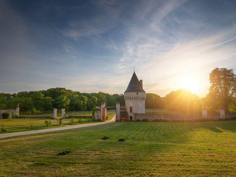 Château de Gizeux-6