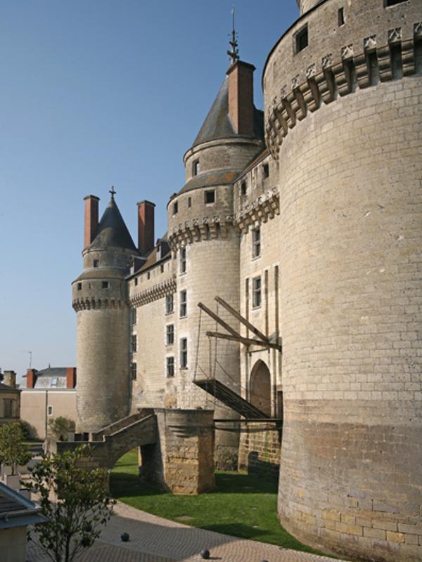 Château et parc de Langeais-3