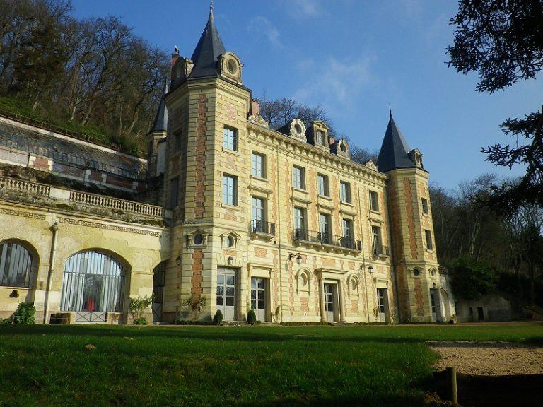 The Originals Château de Perreux-1