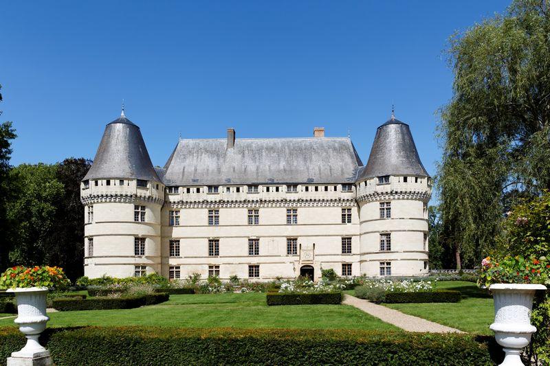 Château de l'Islette-11
