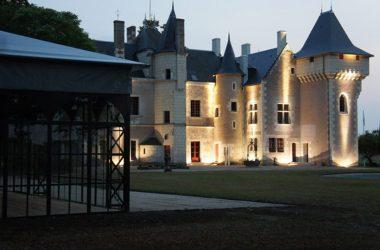 Orangerie du château de la Grille