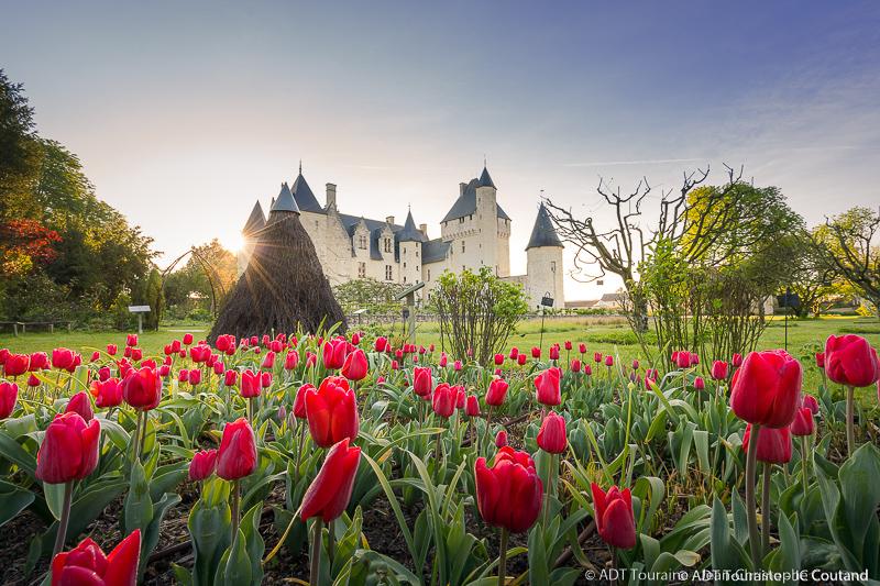 Le château du Rivau