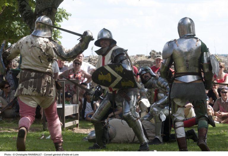 Les médiévales de Chinon-1