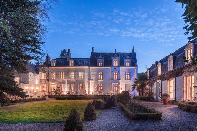 Hôtel Le Clos d'Amboise-1