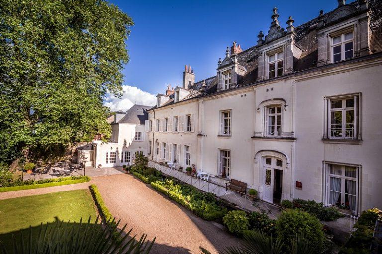 Hôtel Le Clos d'Amboise-7