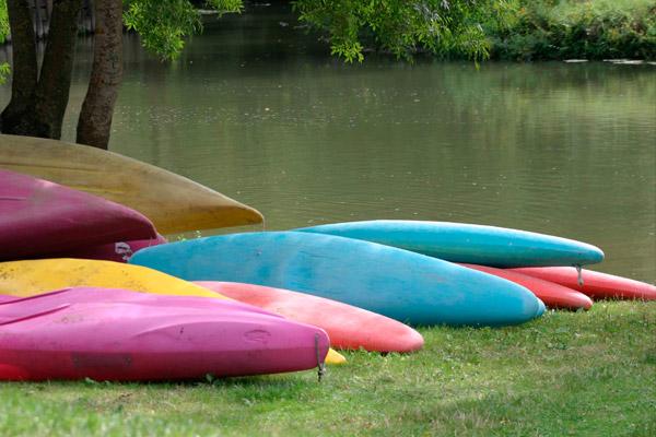 Cluc canoë-kayak de Descartes