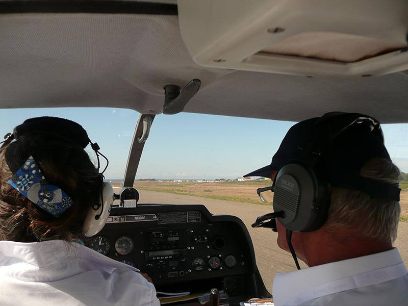 Les Ailes Tourangelles – Survol en avion et ULM-9