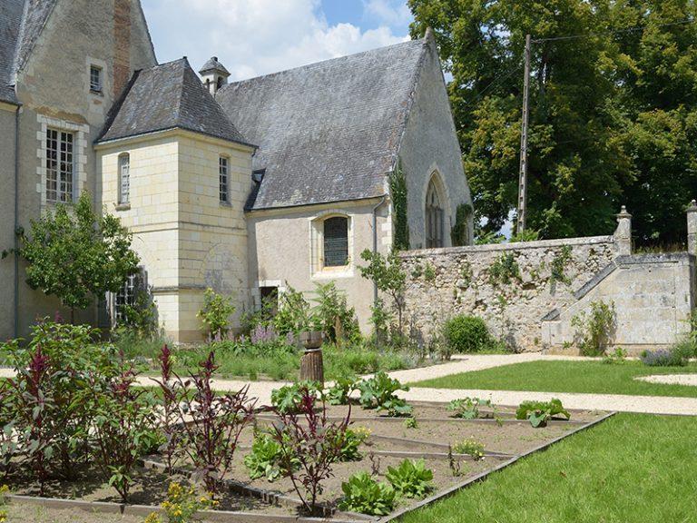 Château de Gizeux-15