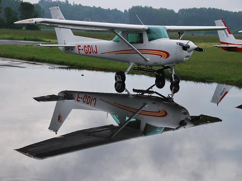 Les Ailes Tourangelles – Survol en avion et ULM-11