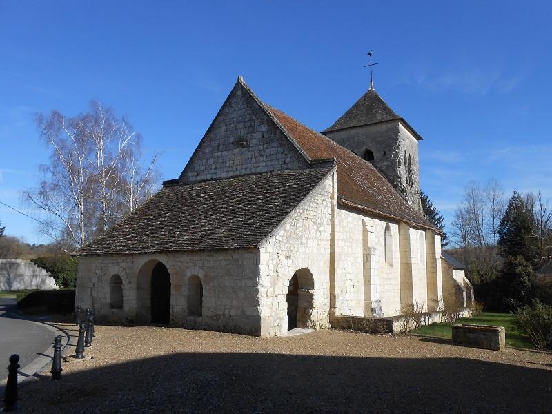 Eglise Saint-Martin de Marcé-sur-Esves