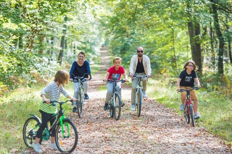 Au cœur de la forêt domaniale de Loches – Boucle vélo n°2-1